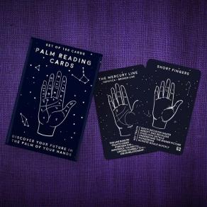 Gift Republic - Karte za čitanje iz dlana