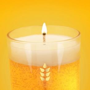 Luckies - Svijeća pivo