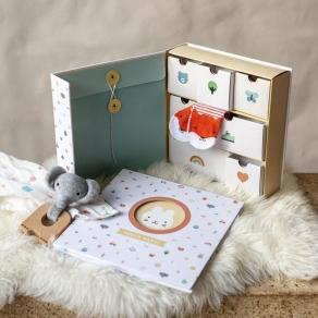 Petit Collage - Spremnik za bebine uspomene