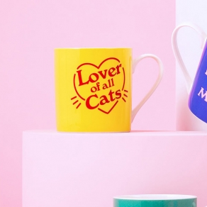 Šalica - Lover of all Cats
