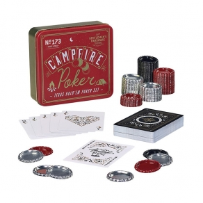 Gentlemen's Hardware - Set za poker Campfire No. 173
