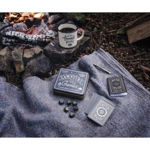 Gentlemen's Hardware - Set karte i kocke Campfire No. 243