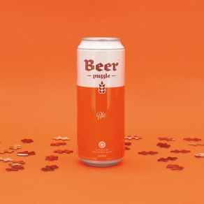Luckies - Puzzle pivo Ale