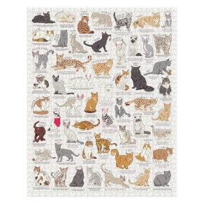 Ridley's - Puzzle Cat Lovers