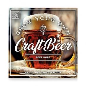 Gift Republic - Poklon set za uzgoj - pivo