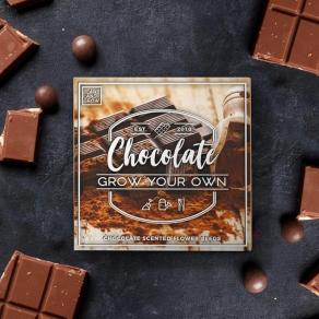 Gift Republic - Poklon set za uzgoj - čokolada
