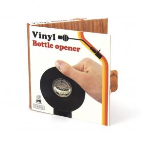 Gift Republic - Otvarač za boce gramofonska ploča