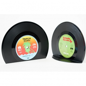 Gift Republic - Držači za knjige gramofonske ploče