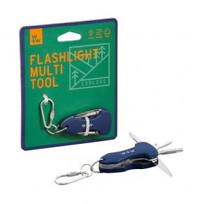 W&W - Multifunkcionalni alat + svjetiljka