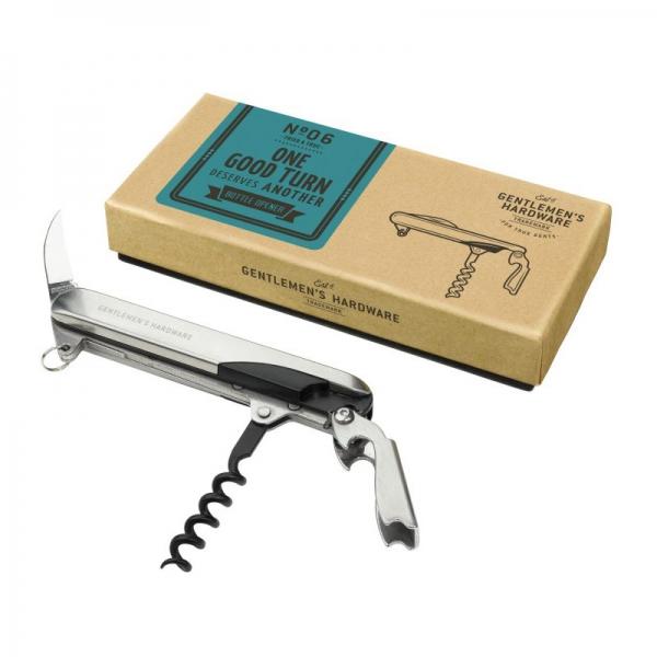Gentlemen's Hardware - Otvarač za boce No. 04