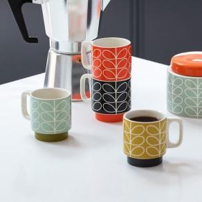 Orla Kiely - Set šalica za espresso
