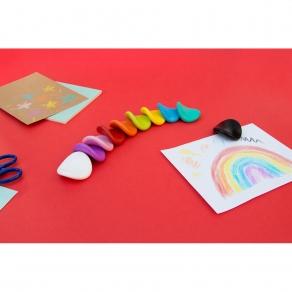 Jumbo Grip Crayons - ergonomske pastele
