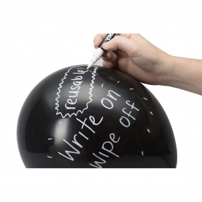 Set balona po kojima se može pisati