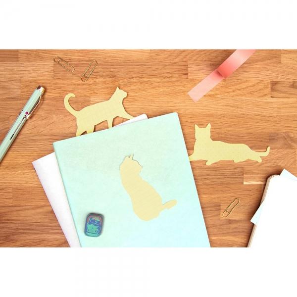 Good Design Works - Samoljepivi blokovi - mačke