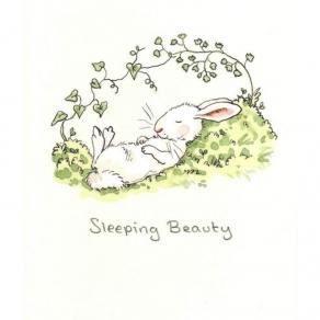 Čestitka - Sleeping Beauty