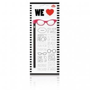 Olovka s nastavkom - naočale