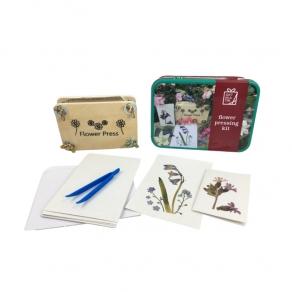 Gift in a Tin - Set za herbarij