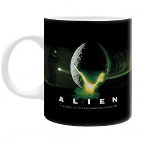 Alien - šalica