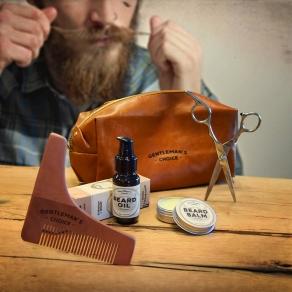 Gentleman's Choice - set za održavanje brade