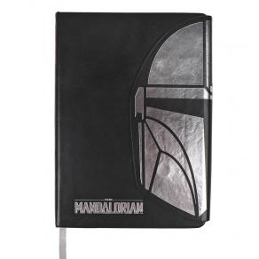 Star Wars - bilježnica The Mandalorian Bounty Hunter