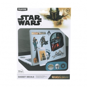 Star Wars - set naljepnica The Mandalorian