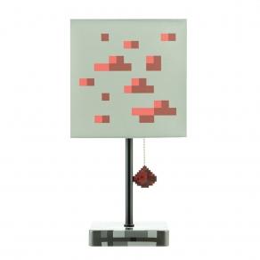 Minecraft - stolna lampa