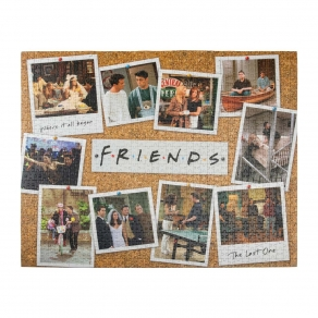 Friends - puzzle, 1000 kom