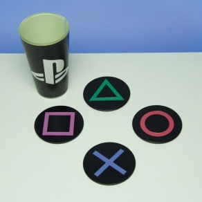 Playstation - podmetači za čaše