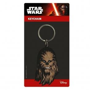 Star Wars - privjesak za ključeve Chewbacca