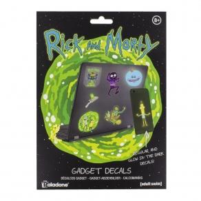 Rick & Morty - set naljepnica