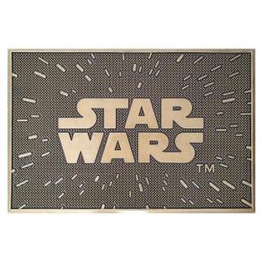 Star Wars - gumeni otirač logo