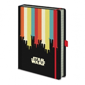 Star Wars - bilježnica X-Wings