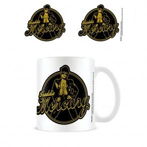 Queen - šalica Freddie Mercury