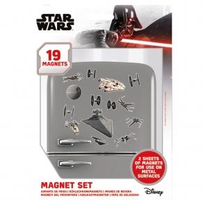 Star Wars - set magneta, 19 kom