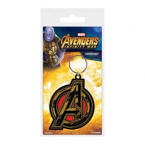Marvel - privjesak Avengers logo