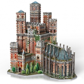 Game of Thrones - 3D puzzle The Red Keep, 845 kom