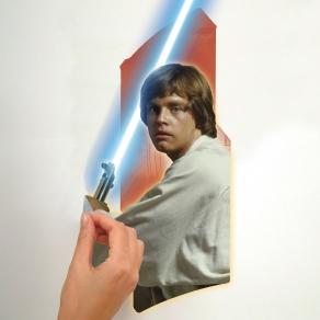 Star Wars - set naljepnica Original Trilogy, 7 kom