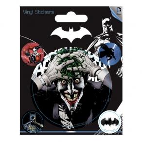 DC - set naljepnica Batman Comic, 5 kom