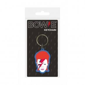 David Bowie - privjesak za ključeve