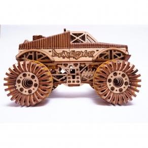 Wood Trick drvena maketa – Monster Truck
